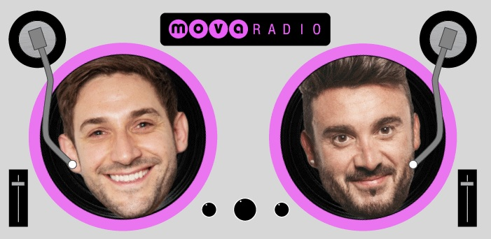 MOVA Radio Playlist