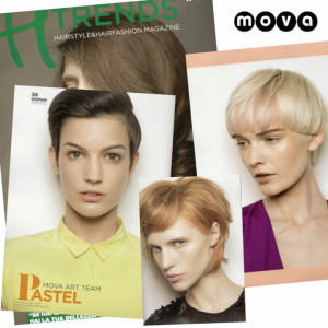 Mova Spring Collection featured in H Trends magazine