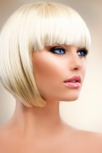 blonde bob, staines hair salon, virginia water hairdressers