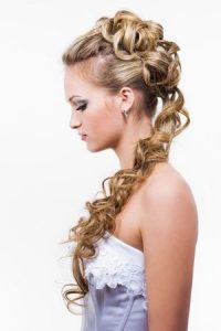 curly-upstyle-for-prom, staines hair salons