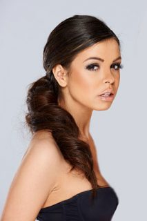 The Ultimate Quick Messy Ponytail