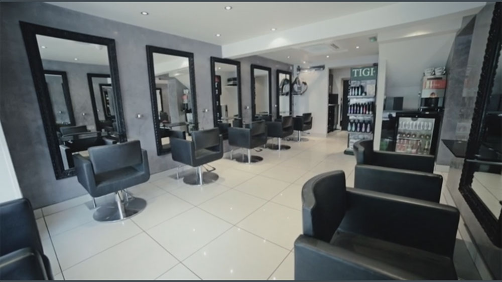Hairdressers in staines mova hair salon staines in surrey for Address beauty salon