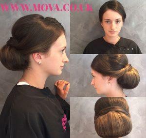 wedding-hair, mova hair & beauty salon, staines