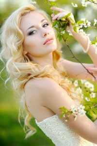 long bridal hairstyles, mova hair salons, staines & virginia water