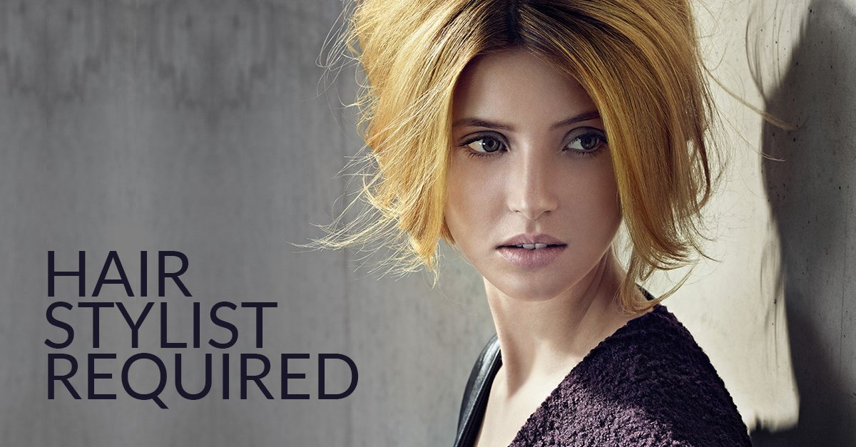 hair-stylist-required