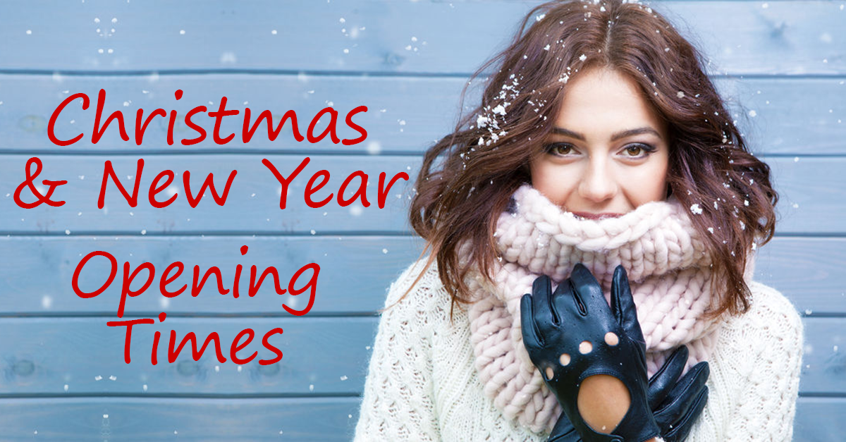 christmas-new-year-opening-times-hair salons in staines and virginia water