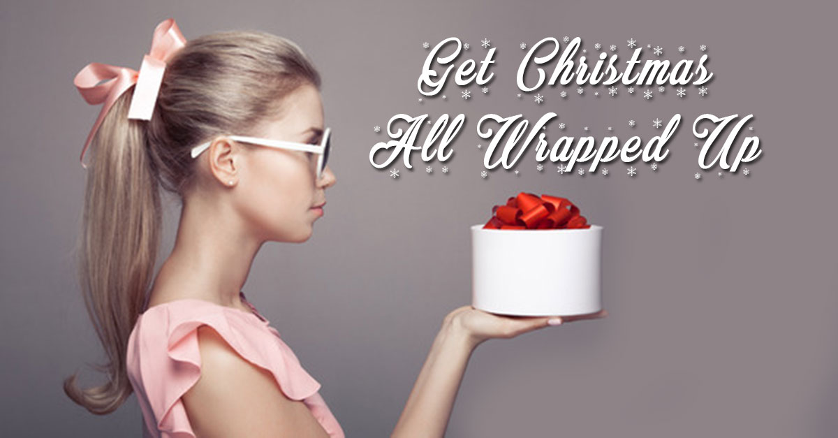 Christmas gift ideas hair salons staines virginia water for Beauty salon xmas offers