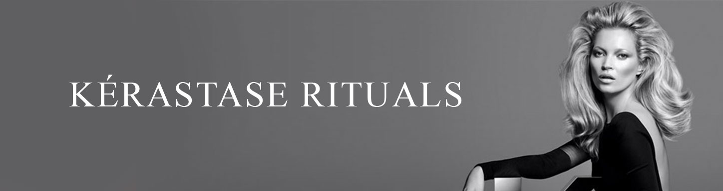 kerastase-rituals, hair treatments, virginia water hairdressers, staines hair salon