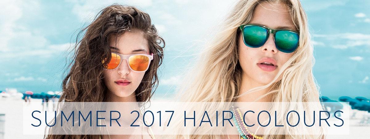 Trending Hair Colours for Summer