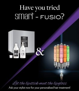 Smart-Fusio hair treatments, mova hairdressers, staines, virginia water