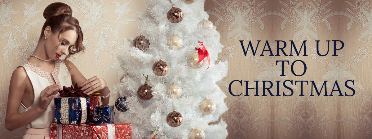 Warm to Christmas Event at Mova
