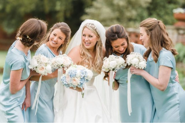 wedding hair services, mova hairdressers, staines, Virginia Water