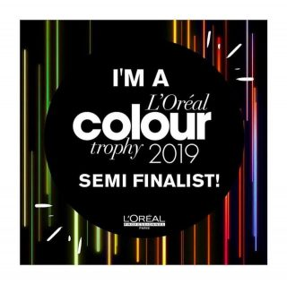Mova Excels in The L'Oréal Colour Trophy Awards