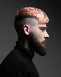 Sean Alexander, L'Oreal Colour Trophy, Mova Hair Salons, Staines, Virginia Water