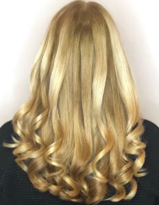 bouncy blowdry, mova hair salons, virginia water and staines upon thamews