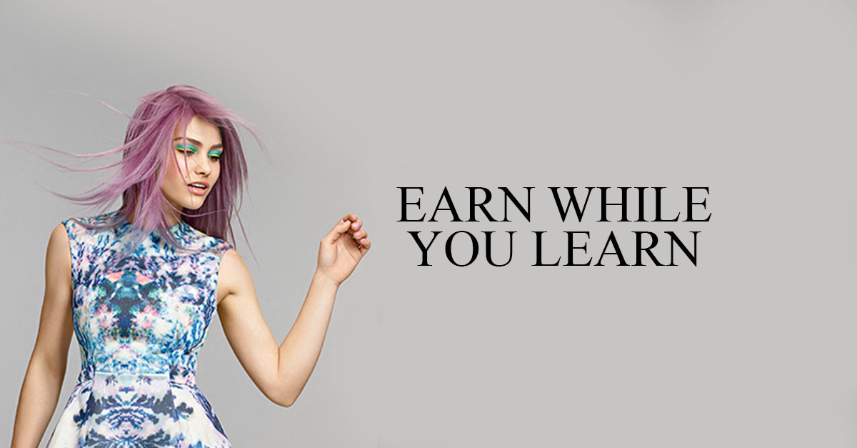 earn-while-you-learn, apprenticeships at mova hair salons in staines and virginia water