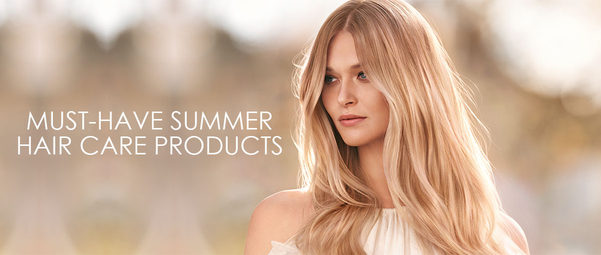 Must Have Summer Hair Care Products