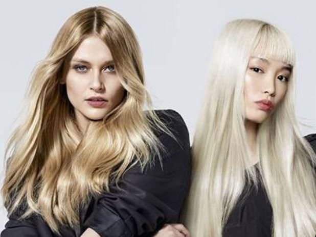 The Latest Blondes from L'Oreal