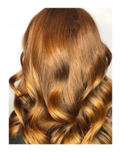 red hair for autumn top hairdressers surrey