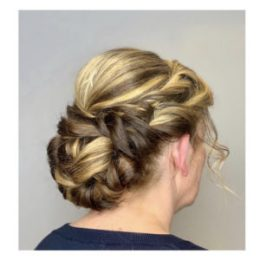 prom hair, mova hair salons, staines and virginia water, surrey