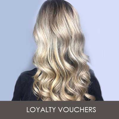 Loyalty Vouchers mova hairdressers staines and virginia water
