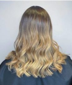 blonde balayage mova hairdressers staines and virginia water