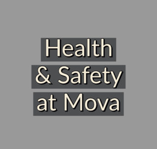 Health & Safety at Mova