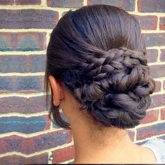 Wedding-Hair-up-by-Hannah @ Mova Salons Staines-Upon-Thames, Middlesex