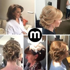 Wedding-hairstyles-for-bridal-party @ Mova Salons Staines-Upon-Thames, Middlesex