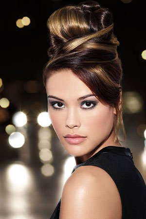 The best festive party hairstyles at Mova Hair Salons in Staines & Virginia Water